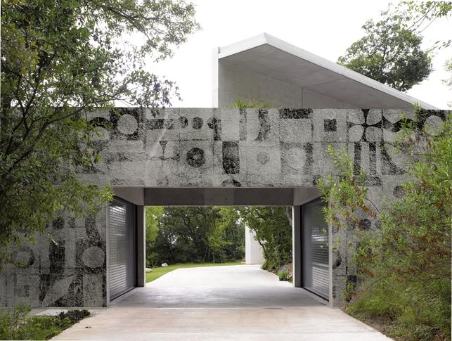 Casa Monterrey, Monterrey, Mexico. Architect: Tadao Ando, 2013.